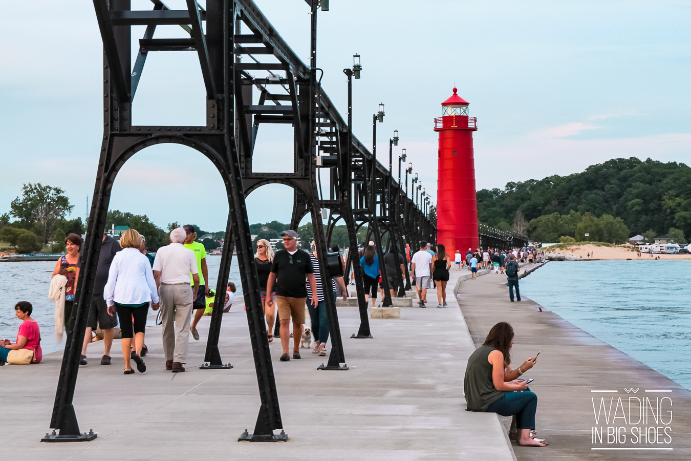 Our 12-Hour Grand Haven Day Trip: Beaches, Eats, & Sunsets