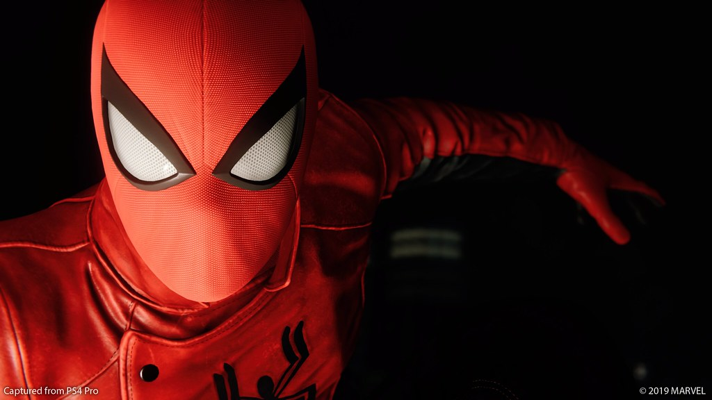 Marvel's Spider-Man: Photo Mode