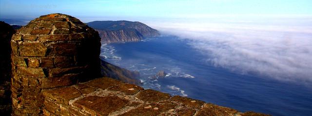 Mirador de Vixía de Herbeira. Galicia - Picture of San Andres de Teixido