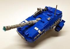 Sentinel Mk2 Assault Tank