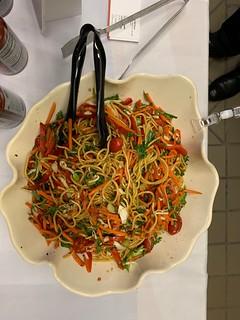 Yakisoba Noodle Salad