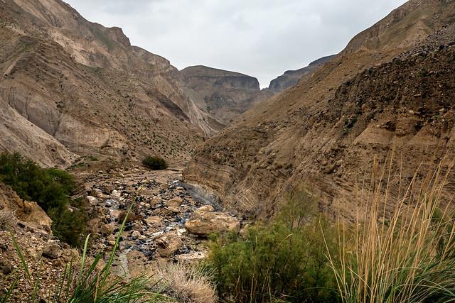 valley of the Ma'in Hot Springs, Jordan 2