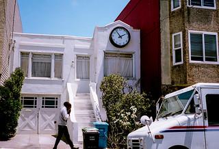 La Playa Street, San Francisco