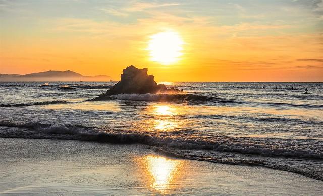 Playa de Atxabiribil. Sopelana. Bizkaia.