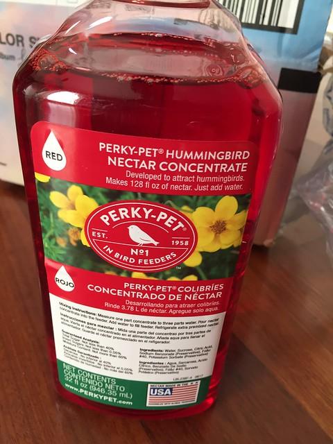 Liquid type nectar