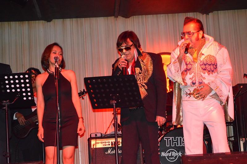 Tan Sri Syed Yusof Pays Tribute To Elvis Presley