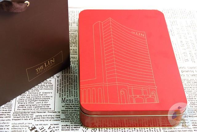 THE LIN林酒店月舞樂林松子蛋黃酥