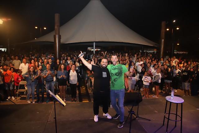 Noche de Humor Kike Perez y Aaron Gómez