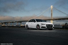 Audi A4 for TSW Alloy Wheels