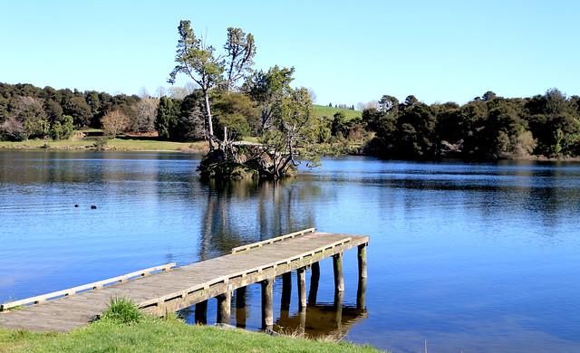 Lake Karapiro Jones Landing