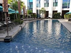 Pool at Sofitel Bangkok