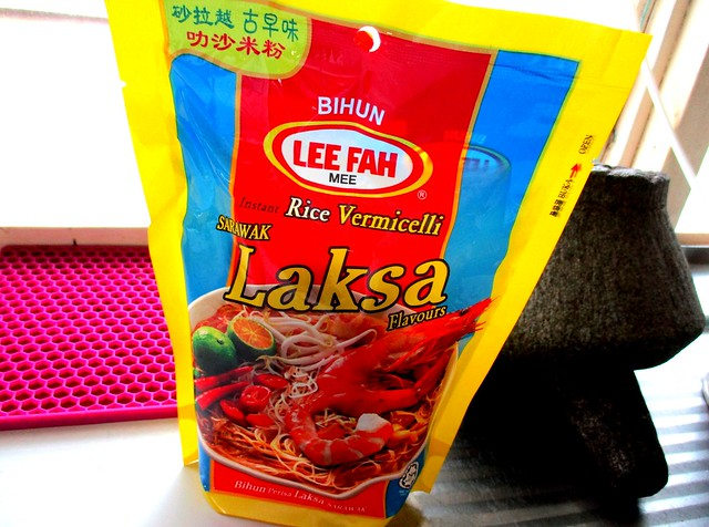 Lee Fah Sarawak laksa