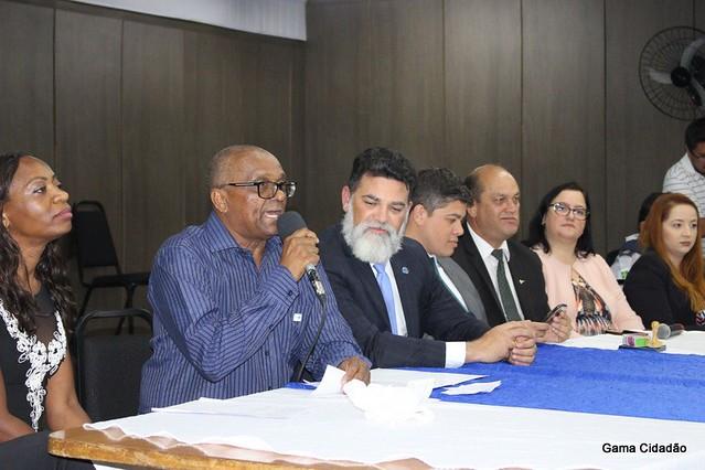 Conselho Regional de Saúde do Gama toma posse para triênio 2019/2022