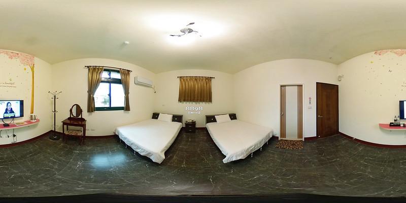 2.雙人套房2小床