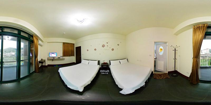 5.四人套房2大床