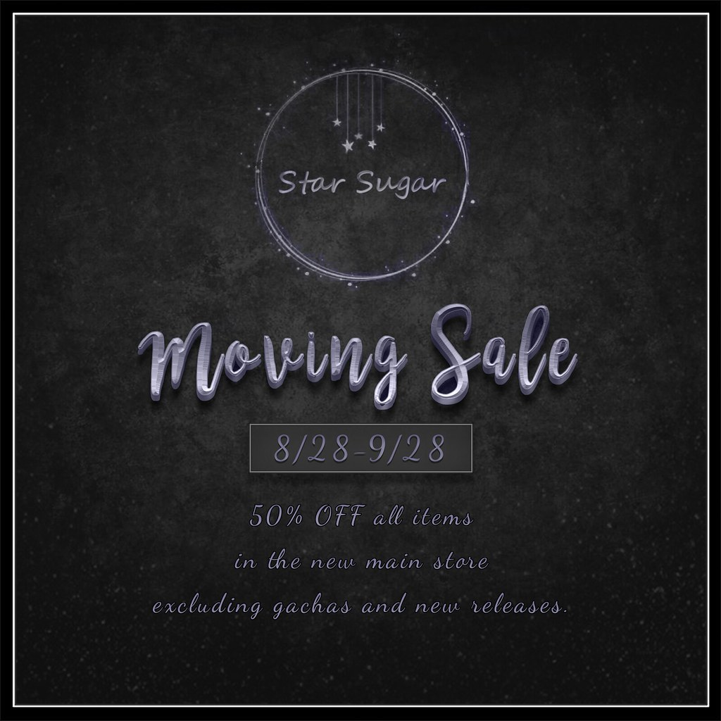 Moving Sale - TeleportHub.com Live!