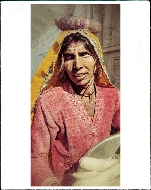 Portrait series .. India