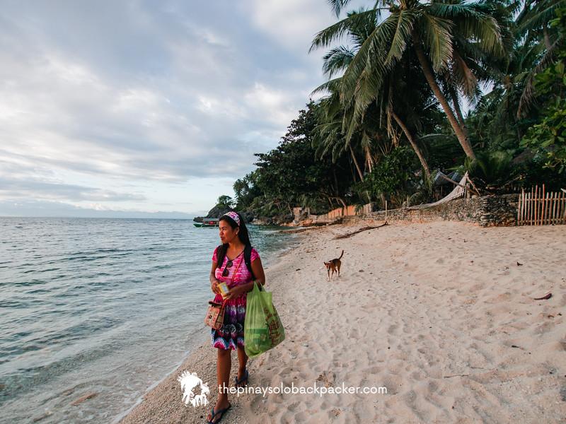 guimaras island: guisi beach