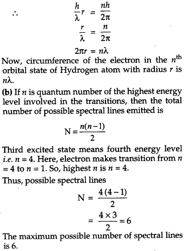CBSE Previous Year Question Papers Class 12 Physics 2012 Delhi 23