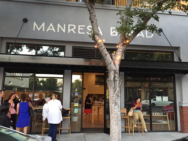 Manresa Bread Farm Dinner with K & J Orchards