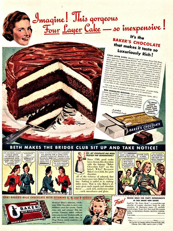 Baker's 1939