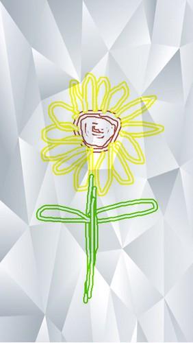 Sunflower (very highly edited)