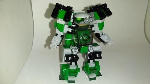 Kantai Chub Green