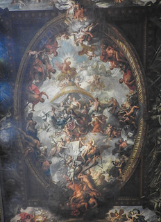 10678 The Painted Hall Ceiling, Greenwich
