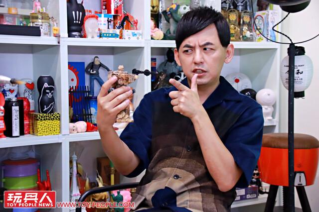 《變形金剛35周年》雜食性玩具收藏家黃子佼:「想跟柯博文一起傳達惜物戀物的心情」