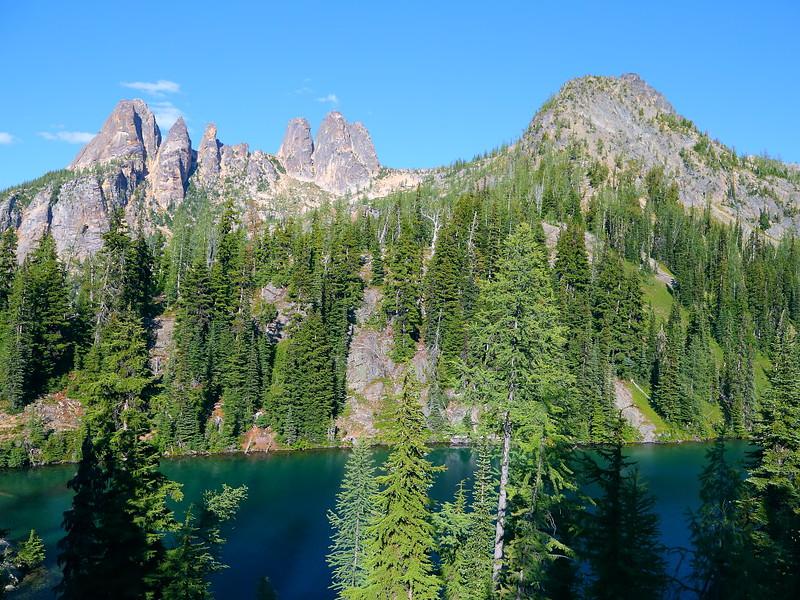IMG_3684 Blue Lake, Okanogan-Wenatchee National Forest