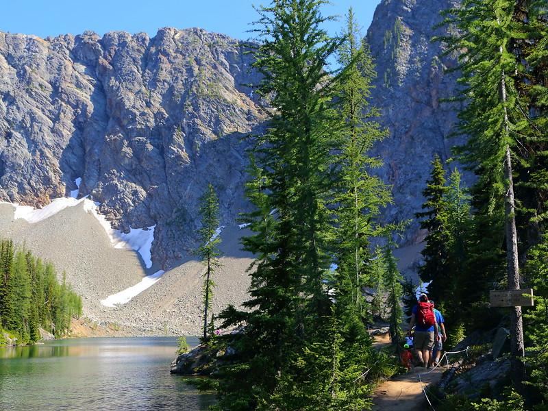 IMG_3520 Blue Lake, Okanogan-Wenatchee National Forest