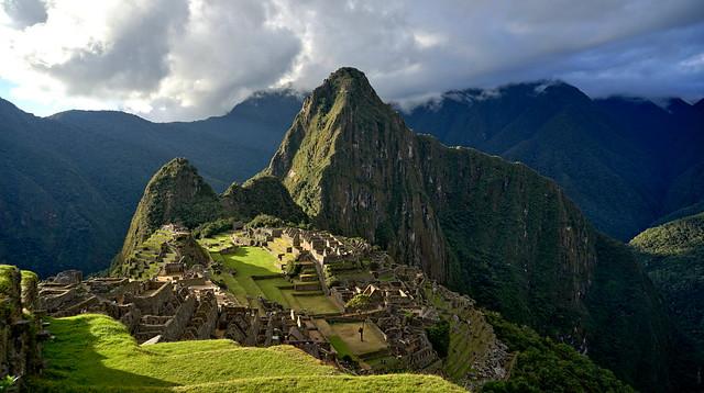 Machu Picchu - a dream realized