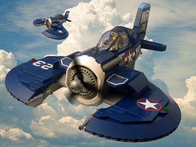 LEGO Fighter Archives | The Brothers Brick | The Brothers Brick