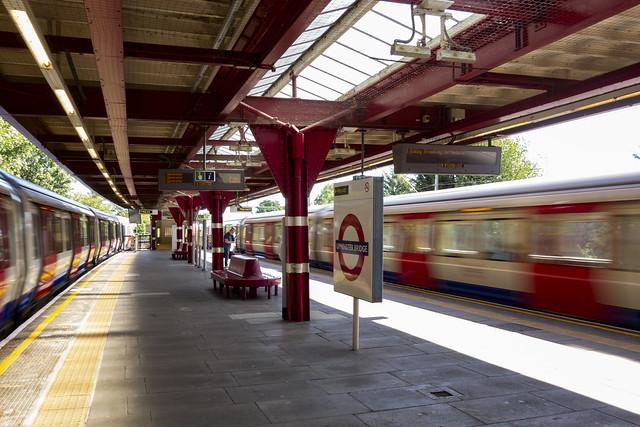 Upminster Bridge Station
