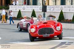 Ferrari 166 MM Barchetta Touring Superleggera & Ferrari 166 MM Barchetta Touring Superleggera