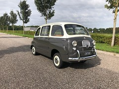 28-79-BS Fiat 600D Multipla 1966