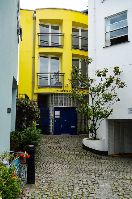 Ginsberg Yard, Hampstead