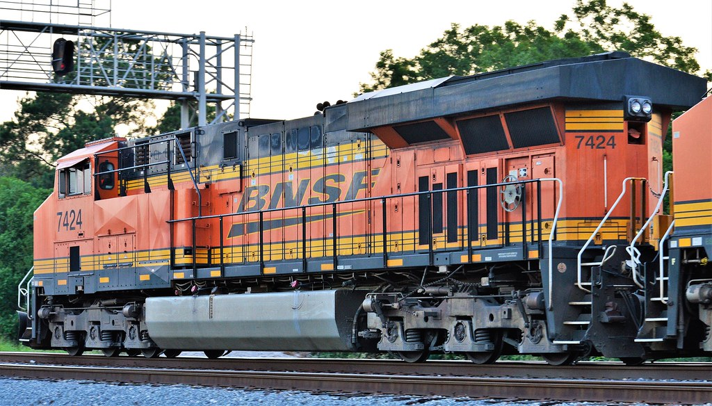 BNSF-7424-4