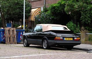 1991 Saab 900 Cabrio 2.0 Turbo S