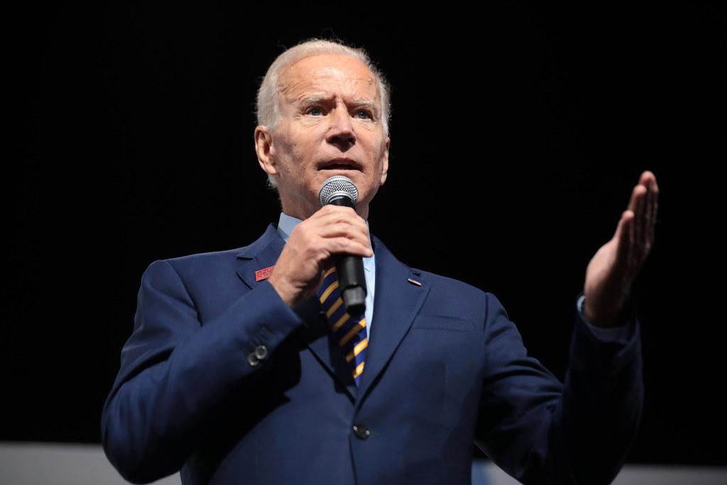 Joe Biden, From CreativeCommonsPhoto