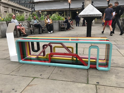 Tube bench