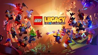 操控豐富人偶來進行有趣的團體戰鬥! 樂高RPG 手機遊戲《LEGO Legacy: Heroes Unboxed》預先登記開放!全新宣傳片公開~