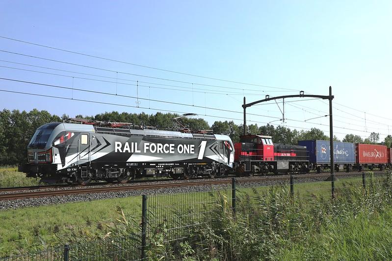 RFO 1 (193 623-6 + ERP 2213 - Dordrecht - 22/08/2019.