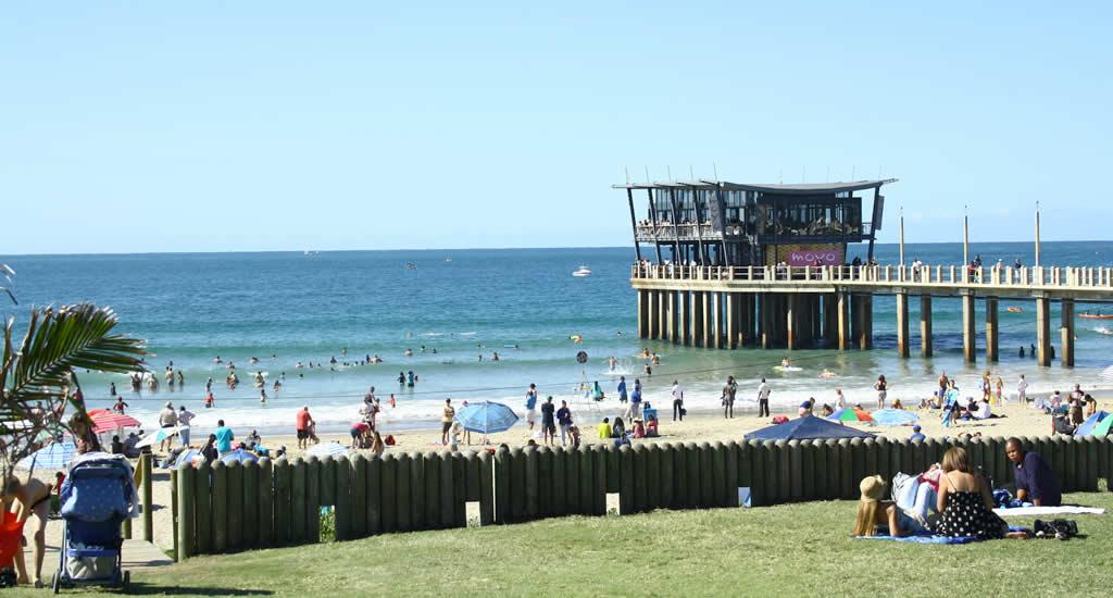 Durban in één dag: lunchen bij Moyo | Mooistestedentrips.nl