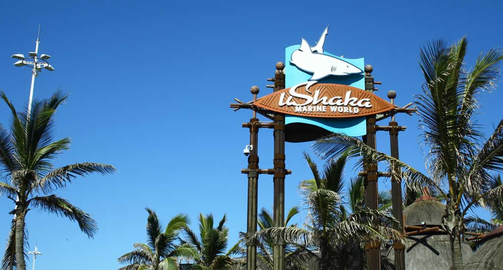 Durban in één dag: Ushaka Marine World | Mooistestedentrips.nl