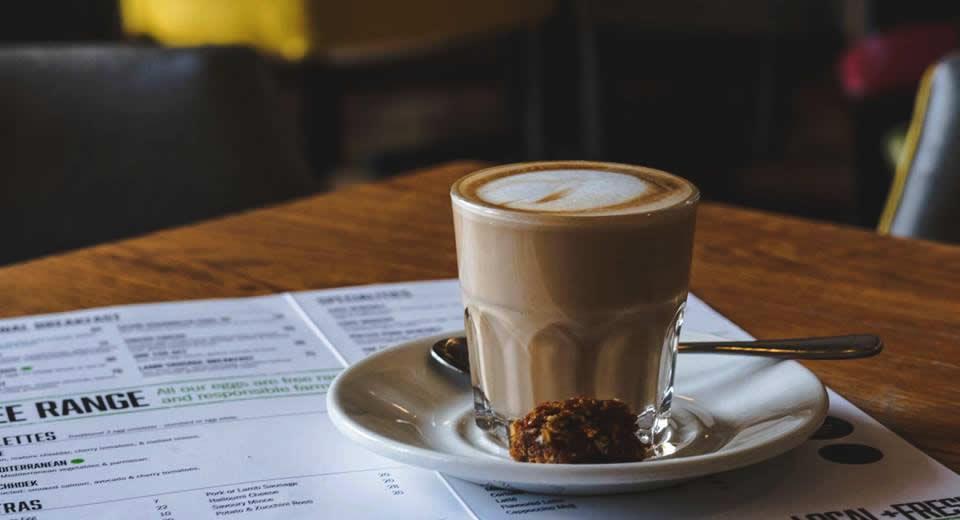 Koffie in Durban, Circus Circus | Mooistestedentrips.nl