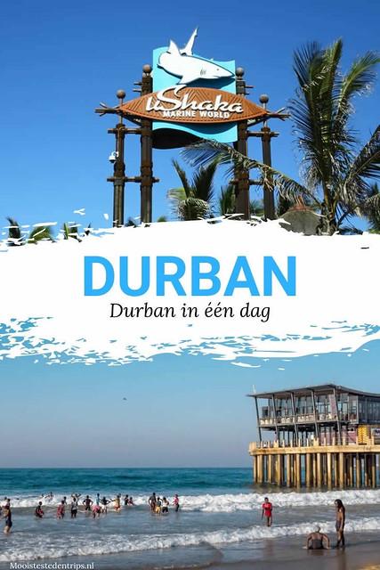 24 uur in Durban, Zuid-Afrika: ontdek Durban in één dag | Mooistestedentrips.nl