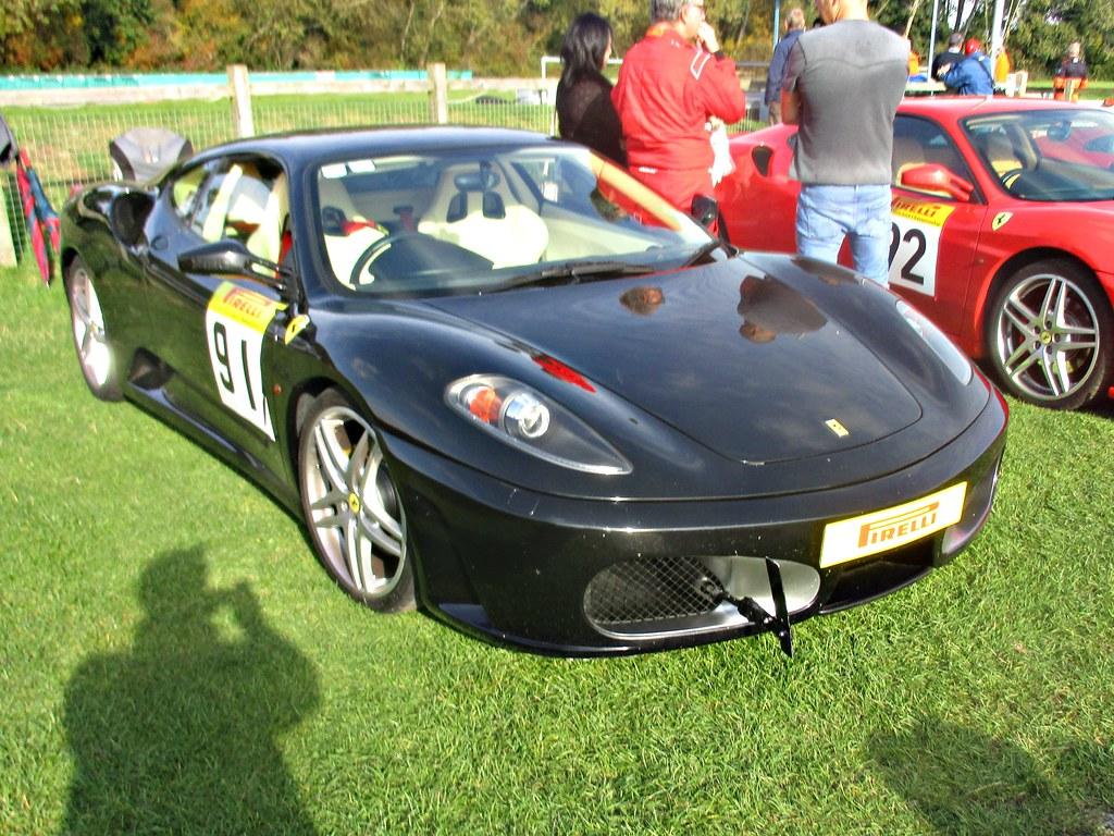 476 Ferrari F430 Coupe (2006)
