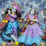 ISKCON Chowpatty Deity Darshan 23 Aug 2019