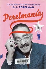 S J Perelman, Perelmanía